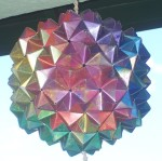 Buckyball from Magenta face